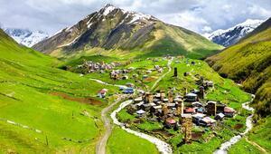 Ulaşımın zor olduğu dünyanın en ilginç köyü