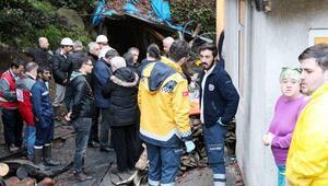 Ruhsatsız maden ocağındaki patlamada yaralanan işçi hayatını kaybetti
