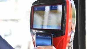 Mobil ödemeli yolculuk dönemi