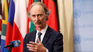 Son dakika... BM Suriye Özel Temsilcisi Pedersen Türkiyeye geliyor