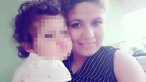 Eşi tarafından kızının gözleri önünde boğazı kesilmişti 9 günlük yaşam mücadelesini kaybetti