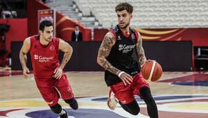 A Milli Erkek Basketbol Takımımız, Çekya hazırlıklarını tamamladı