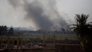 Esed rejimi İdlibi havadan vurdu, 1 çocuk öldü