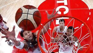 FIBA Dünya Kupasında 4 grupta mücadele tamamlandı