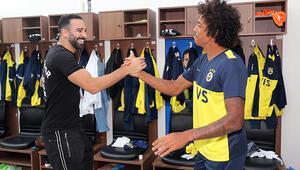 Fenerbahçede Luiz Gustavo, Can Bartu Tesislerini gezdi
