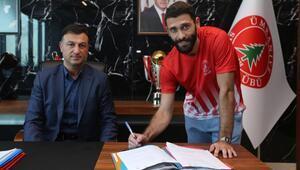 Ümraniyespor, Taha Cengiz Demirtaşı transfer etti