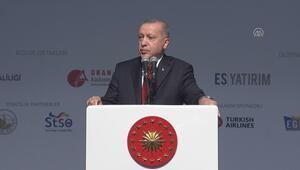 Cumhurbaşkanı Erdoğan, Orta Anadolu Ekonomi Forumuna iştirak etti