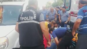 Sultangazide aracı durdurulan kişiye silahlı saldırı