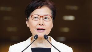 Hong Kong'da kriz: O yasa tasarısı resmen geri çekildi
