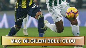 Bursaspor - Fenerbahçe hazırlık maçı ne zaman, saat kaçta ve hangi kanaldan izlenecek