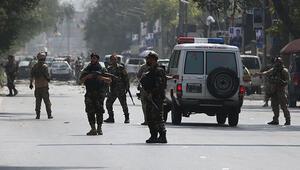 Son dakika... Afganistanda Türkiye Büyükelçiliği yakınlarında patlama