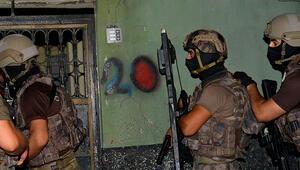 Adanada PKK operasyonu: 7 gözaltı
