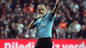 Cüneyt Çakır, Sırbistan - Portekiz maçında görevlendirildi