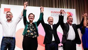 SPD gelecek arayışında