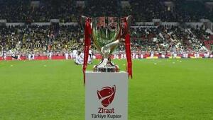 Ziraat Türkiye Kupasında 2. tur maçlarının programı