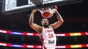 Kanada 82-60 Senegal (ÖZET)