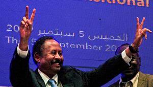 Son dakika... Sudanda yeni hükümet kuruldu