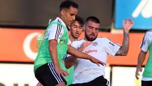 Beşiktaş, Gazişehir maçının hazırlıklarına devam etti