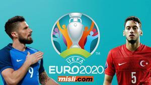 Averajla Fransa lider ama Türkiyeye sürpriz iddaa oranı Euro 2020 Elemeleri...