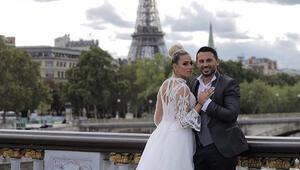 Ahmet Dursun hayatının imzasını attı Asena Demirbağ ile evlendi...