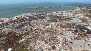 Dorian Kasırgasında ölü sayısı sarsıcı boyutlarda olabilir