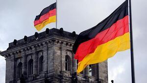Almanyada sanayi üretimi azaldı