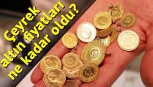 Altın fiyatları an itibariyle ne kadar oldu 6 Eylül çeyrek altın fiyatı