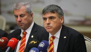 Ali Fatinoğlundan tepki: Galatasarayın öne çıkması bazı kişileri mutsuz etti
