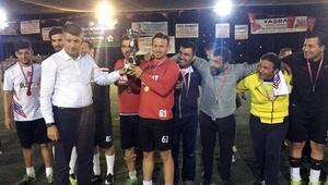 Yaylanın şampiyonu İtimatspor