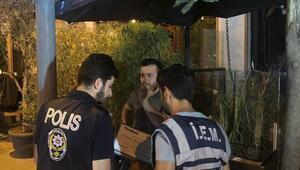 İstanbuldaki değnekçi operasyonu: 25 gözaltı