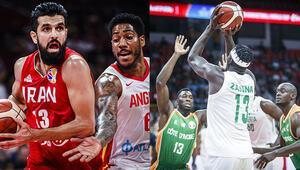 Nijerya, Fildişi Sahilini; İran da Angolayı mağlup etti
