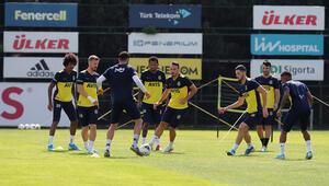 Fenerbahçe pas ağırlıklı çalıştı