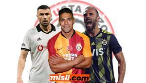 Süper Ligde şampiyonluk oranları güncellendi iddaanın favorisi...