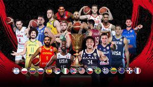 FIBA Dünya Kupasına NBA damgası Tam 103 isim...