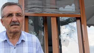 Serik Belediye Başkanının evine silahlı saldırı