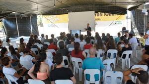 HacknBreak Açık İnovasyon Kampı Urla'da gerçekleşti
