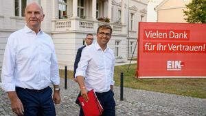 Brandenburg'da görüşmeler başladı