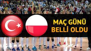 Türkiye Polonya yarı final maçı ne zaman saat kaçta ve hangi kanaldan izlenecek