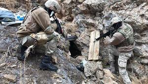 PKKya ağır darbe Hepsi ele geçirildi