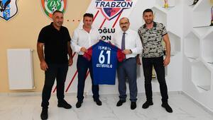 Trabzon Valisi İsmail Ustaoğlundan, Trabzonspora ziyaret