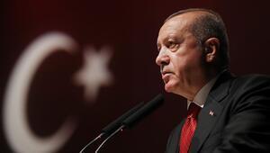 Erdoğandan Ertuğrul Gazi paylaşımı