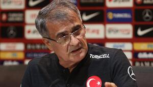 Şenol Güneş: Fatih Terim ülkenin değeri, ceza almasını istemem