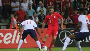 Türkiye - İngiltere: 2-3 (U21)