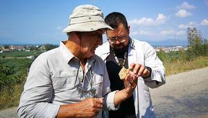 İznikte denizlerde yaşayan mikroorganizmalara ait fosil kalıntıları bulundu