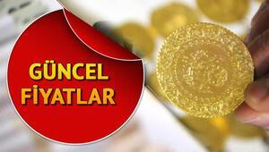 Altın fiyatları hafta sonu ne kadar oldu  Gram ve çeyrek altında son durum