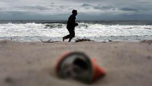 Dorian Kasırgasında ölü sayısı artıyor... Paylaşılan bir fotoğraf ise korkuttu