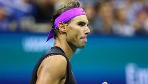 ABD Açıkta finalin adı: Nadal-Medvedev