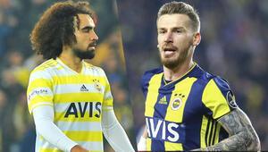Fenerbahçede Serdar ve Sadık gözden düştü