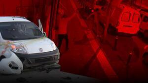 Zeytinburnunda çatışma ve kaza görüntüleri ortaya çıktı