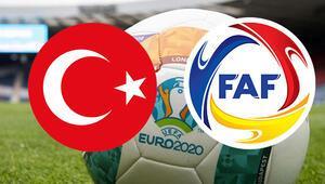 Türkiye Andorra maçı ne zaman saat kaçta hangi kanaldan canlı izlenecek İşte Milli maçın muhtemel 11leri